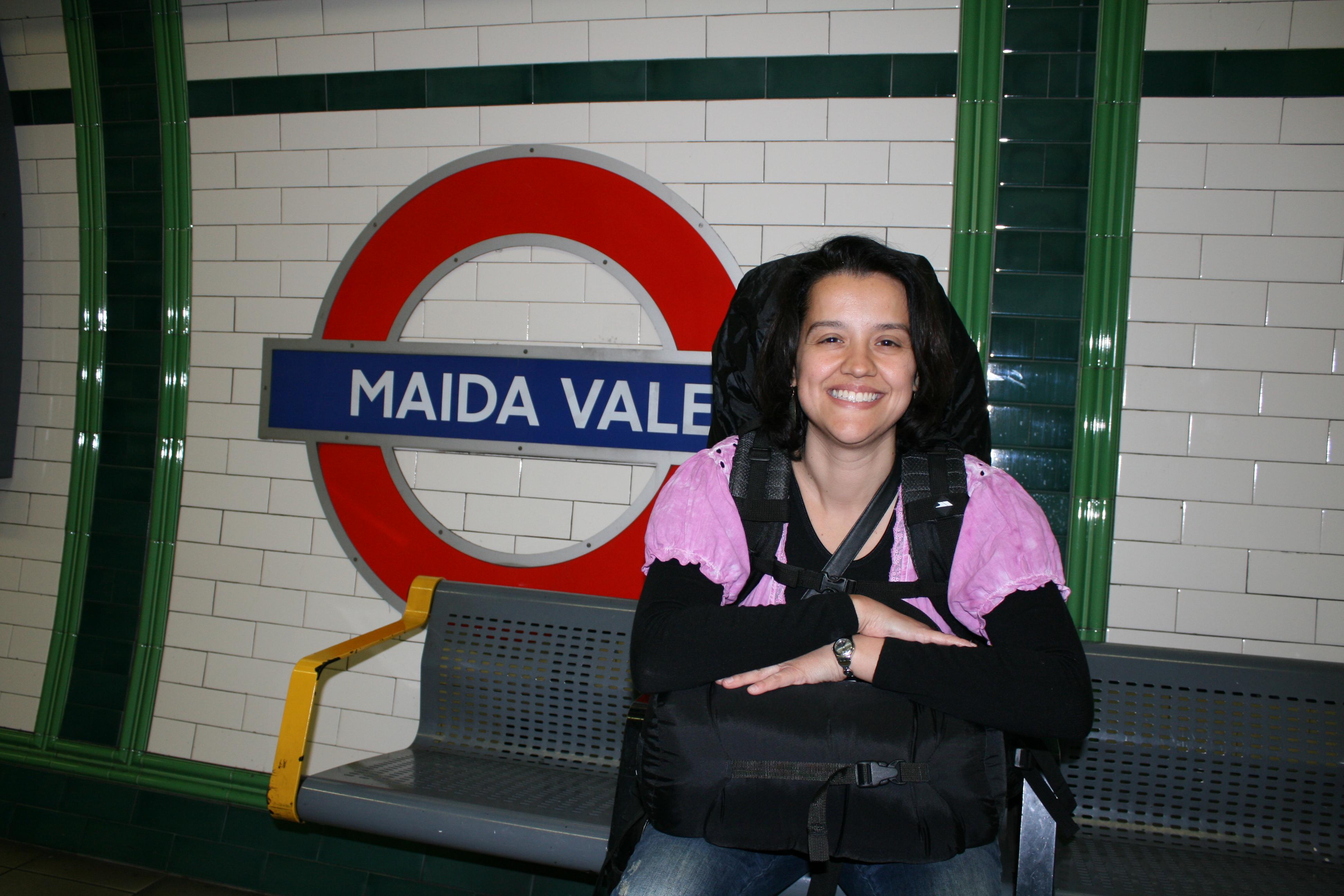 Melania da Londra alla Cappadocia in treno