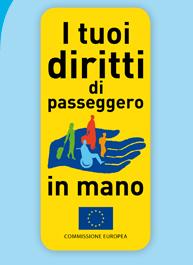 I diritti del passeggero a portata di mano