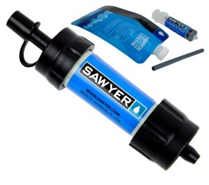 Filtri acqua Sawyer mini