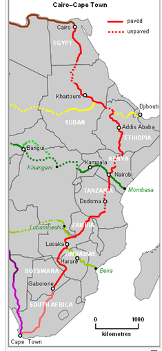 pan african highway 4