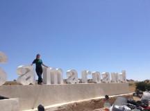 Dal Kirghistan a Bari: il viaggio in moto di Tiziana Cascione