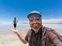 Coi piedi per terra: il giro del mondo via terra e mare di Elisa e Alessandro