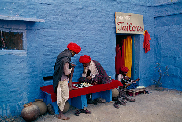 photo © Steve McCurry