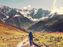 Viaggiare a piedi: i libri da leggere prima di partire