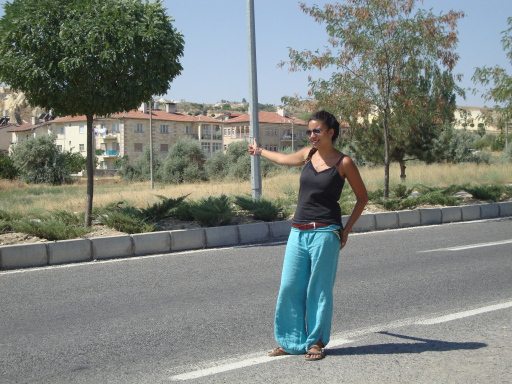 Greta- Turchia in autostop