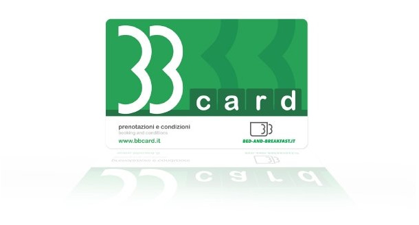 La B&B Card per risparmiare nei Bed & Breakfast italiani