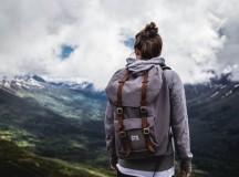 Viaggiare leggeri è simbolo di autostima?