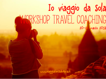 Workshop travel coaching per donne che vogliono viaggiare da sole