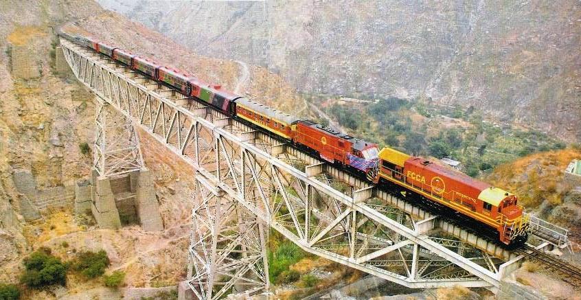treno lima huancayo