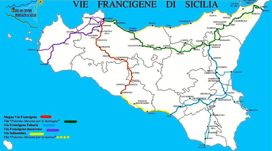 cammini più belli d'Italia