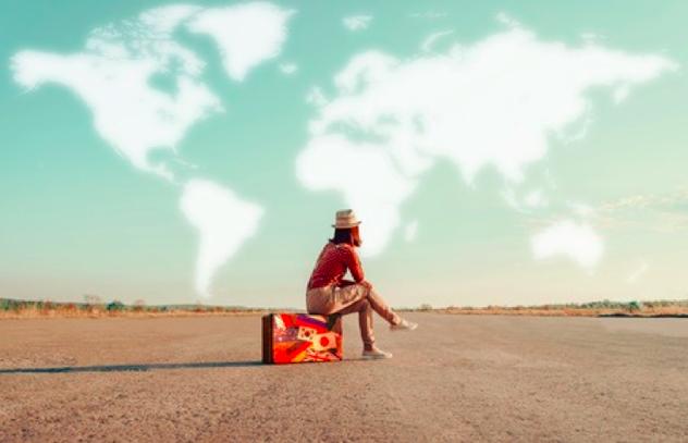 le donne che viaggiano da sole hanno una marcia in più