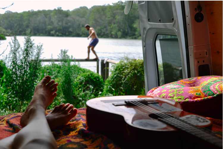 vivere viaggiando in camper