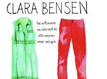 Io viaggio leggera. Clara Bensen: un solo vestito, otto nazioni, zero valigie