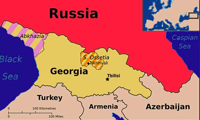 Paesi che non esistono, Abkhazia